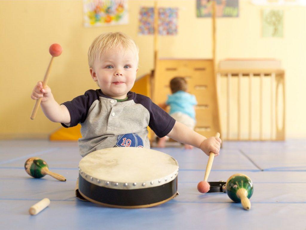 Записать ребенка на музыкальные занятия
